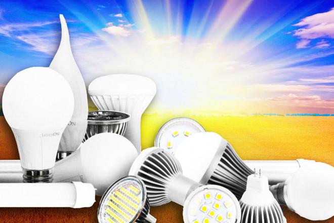 Критерии подбора светодиодной лампы?