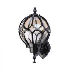 Настенный уличный светильник 4light 712 B/M Black