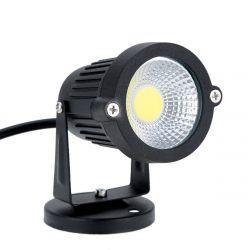 Светильник LED садовый Lemanso 1LED 3W 6500K чёрный LM980