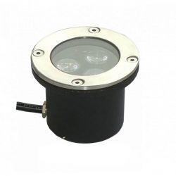 Светильник LED грунтовый Lemanso 3LED 3W 150LM 6500K (LM986)