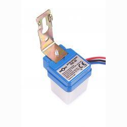 Датчик освещения BIOM PHS-06 max 1400Вт, 6А, сумеречный