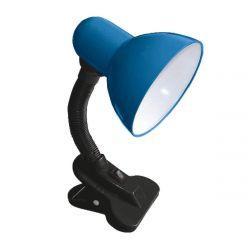 Настольная лампа RIGHT HAUSEN с прищепкой E27 белая HN-242011