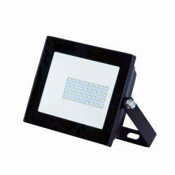 Светодиодный Прожектор RIGHT HAUSEN SOFT LED 30Вт 6500K IP65 черный HN-191032