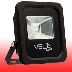 Світлодіодний прожектор VELA LED COLOR 10Вт 220V IP66 620-630nm червоний (120-0404-00004)