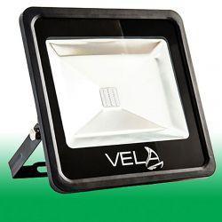 Світлодіодний прожектор VELA LED COLOR 30Вт 220V IP66 515-530nm зелений (120-0404-00007)