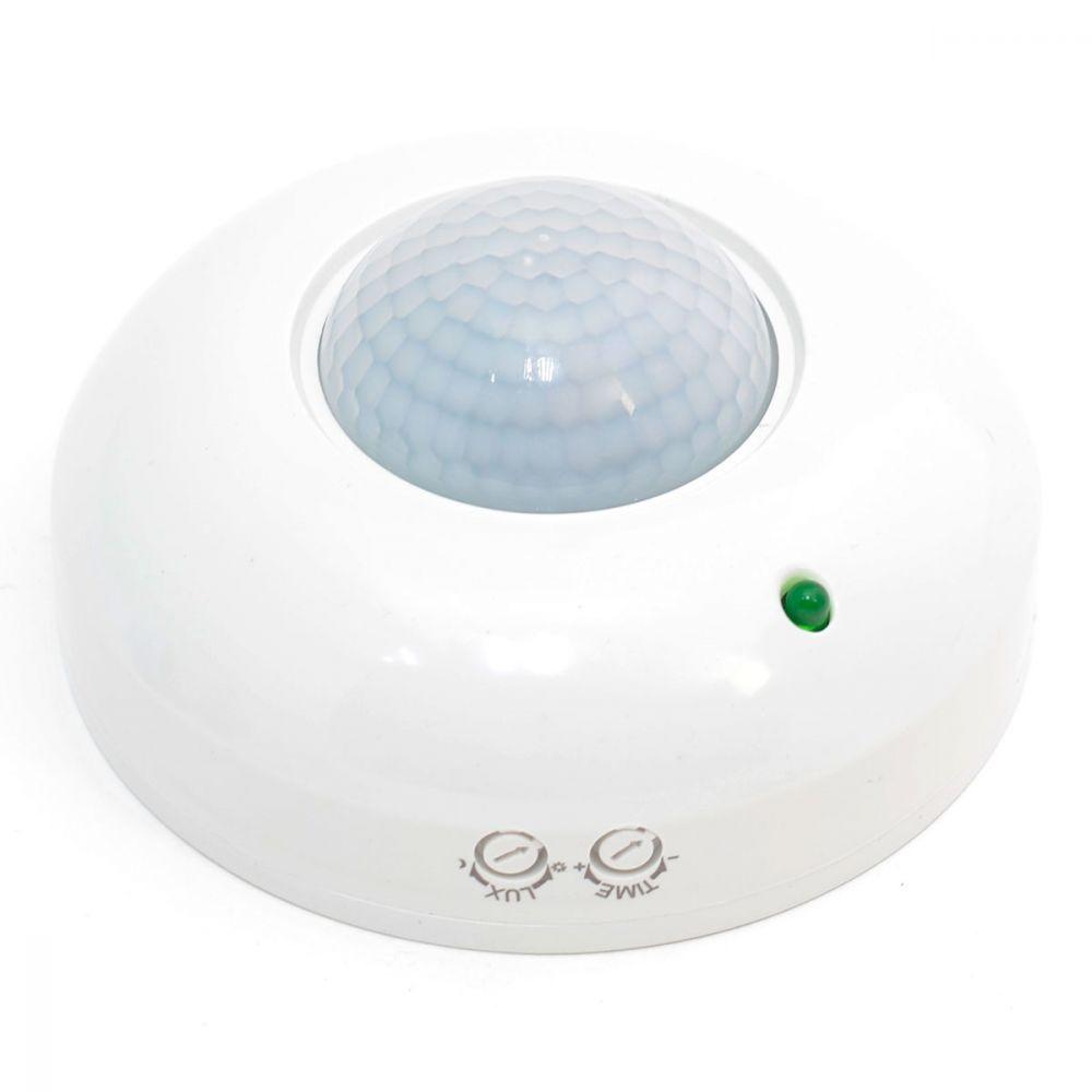 Датчик движения Z-LIGHT накладной белый ZL8000W