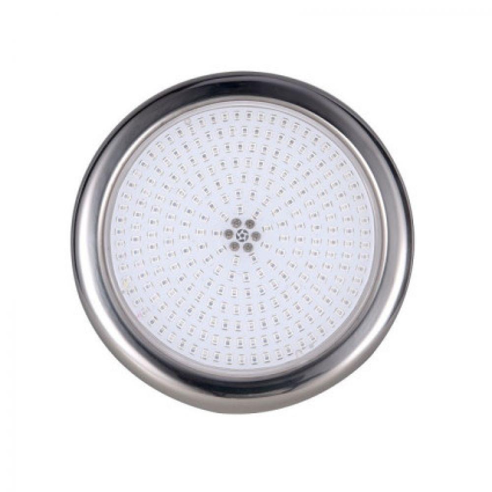 Прожектор світлодіодний Aquaviva LED227D 252LED (18 Вт) RGB, тип кріплення засувки