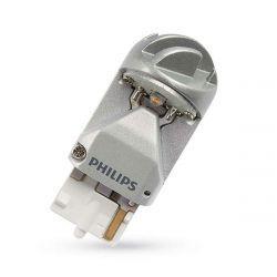 Лампа автомобильная светодиодная Philips W21 White, 12V/24V, 1шт/блистер