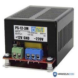 Блок живлення Unit PS-12-3-M