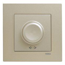 Світлорегулятор 600w (Бук) VIKO (93000620)