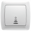 Кнопочный Выключатель с подсветкой VIKO (90561014)