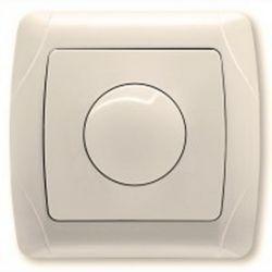 Светорегулятор 600w (крем) VIKO (90562020)