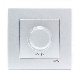 Світлорегулятор 600w (Срібло) VIKO (93000020)