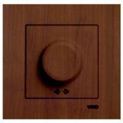 Светорегулятор 600w (Красное Дерево) VIKO (93000820)