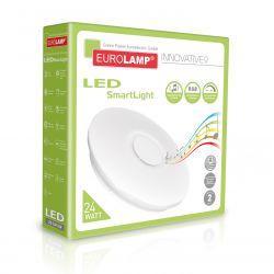 Светодиодный светильник EUROLAMP SMART LIGHT 24W RGB LED-SLM-24W