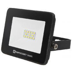 Светодиодный прожектор Евросвет 10Вт 6400К 550Лм ES-10-504 BASIC (39742)