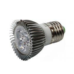 Светодиодная фито лампа VENOM для растений Е27 3Вт