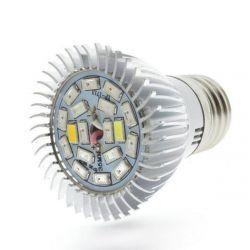 Светодиодная фито лампа VENOM для растений GR-20 Е27 20Вт