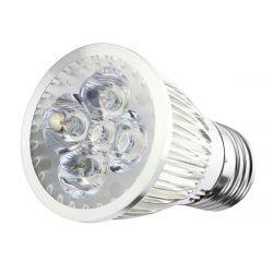 Світлодіодна фіто лампа VENOM для рослин Е27 10Вт (Full Spectrum GR-10)