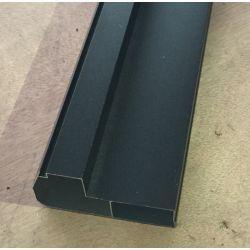 Алюминиевый профиль 4590 для P10 модулей 3м