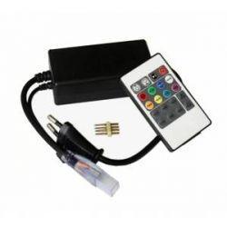 RGB-контролер Venom 220V 720W-IR-20 кнопки (VPVST-RF-720-220-20)