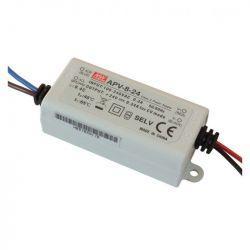 Драйвер Mean Well для светодиодов (LED) 7 Вт 5V 1,4 А  APV-8-5