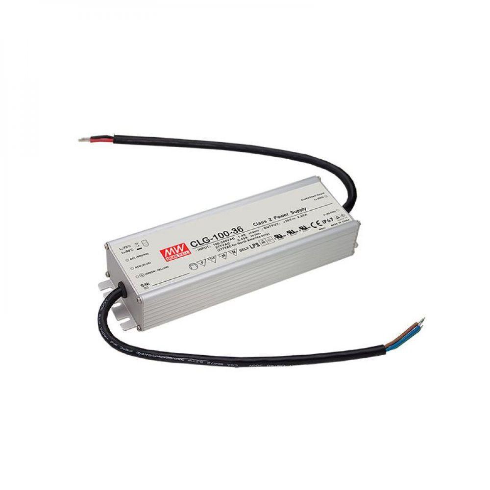 Драйвер Mean Well для светодиодов (LED) 75 Вт, 15V, 5 А CLG-100-15
