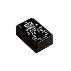 Блок питания Mean Well На плату 5.7 Вт, 15V, 0.19 А DCW05A-15-3K