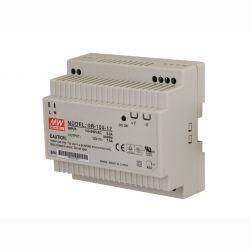 Блок живлення Mean Well На DIN-рейку 90 Вт, 12V, 7.5 А DR-100-12