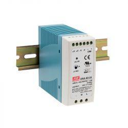 Блок живлення Mean Well На DIN-рейку 60 Вт, 24V, 2,5 А DRA-60-24