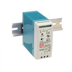 Блок питания Mean Well c функцией UPS 59.34 Вт, 13.8V/2.8 А, 13.8V/ 1.5 А DRC-60A