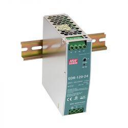 Блок питания Mean Well На DIN-рейку 120 Вт, 24V, 5 А EDR-120-24