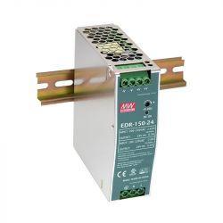 Блок живлення Mean Well На DIN-рейку 156 Вт, 24V, 6.5 А EDR-150-24
