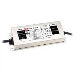 Драйвер Mean Well для світлодіодів (LED) 60 Вт 24V 3,15 А ELG-75-24A