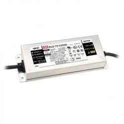 Драйвер Mean Well для светодиодов (LED) 74,55 Вт 35~71V 1,05 А  ELG-75-C1050A