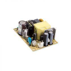 Блок питания Mean Well Открытого типа 15,12 Вт 36V 0,42 А EPS-15-36