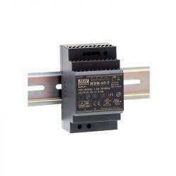 Блок питания Mean Well На DIN-рейку 60 Вт 24V 2,5 А  HDR-60-24