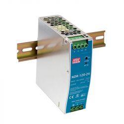 Блок питания Mean Well На DIN-рейку 120 Вт, 24V, 5 А NDR-120-24