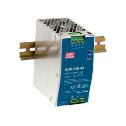 Блок питания Mean Well На DIN-рейку 240 Вт, 24V, 10 А NDR-240-24