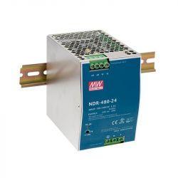 NDR-480-48 Mean Well Блок питания 480 Вт, 48 В, 10 А На DIN-рейку