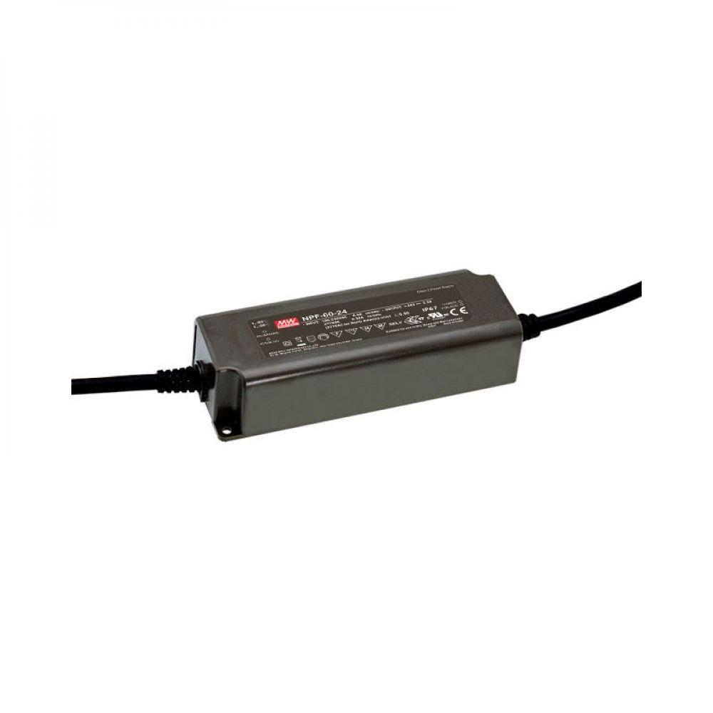 Драйвер Mean Well для светодиодов (LED) 60,06 Вт 42V 1,43 А NPF-60-42