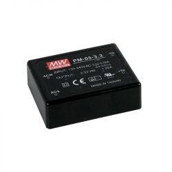 Блок питания Mean Well На плату 5.04 Вт, 12V, 0.42 А PM-05-12