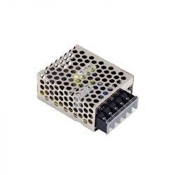 Блок питания Mean WellV корпусе 15 Вт, 24V, 0.625 А RS-15-24