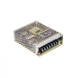 Блок питания Mean WellV корпусе 49,5 Вт, 3.3V, 15 А RS-75-3.3