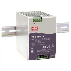 Блок питания Mean Well На DIN-рейку 480 Вт 24V 20 А  TDR-480-24