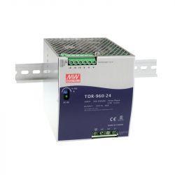 Блок живлення Mean Well На DIN-рейку 960 Вт 24V 40 А TDR-960-24