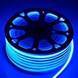Світлодіодний неон Venom SMD 2835 120д.м. (IP67) 12V (VPN-283512012-B) синій