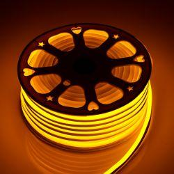 Світлодіодний неон Venom SMD 2835 120д.м. (IP67) 12V (VPN-283512012-Y) жовтий