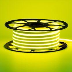Світлодіодний неон Venom SMD 2835 120д.м. (IP67) 220V (VPN-2835120220-LY) Лимонно-Жовтий