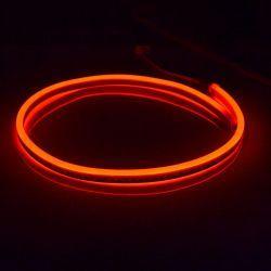 Світлодіодний неон SMD 2835 120д.м. (IP67) 220V (VPN-2835120220-R) червоний
